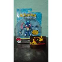 Pokemon Greninja Tomy Articulado.