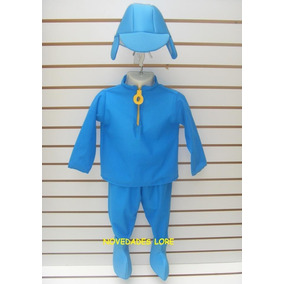 Hermoso Disfraz Pocoyo Disfraces Niños Niñas Vestidos