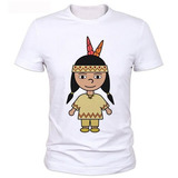 Remera La Pata Del Gato De Cuello Redondo Camisetas Impresa