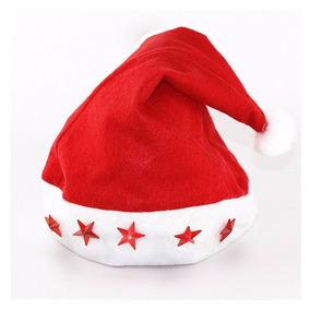 Gorros Navidad Sombrero Navideño Luces Y Sonido Al Por Mayor
