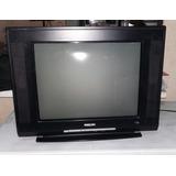 Television Philips Con Control Remoto. Todo En Buen Estado