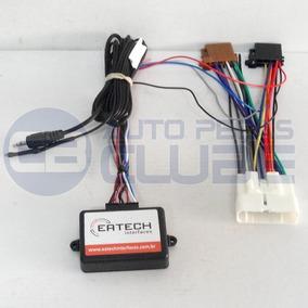 Interface Som Volante Chevrolet S10 12 -13 Sem Mylink