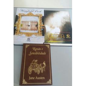 Livros, Jane Austen, Edição Bilingue Inglês, Novos