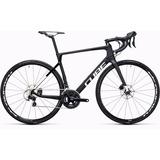 Bicicleta Cube Agree C:62 Disc Carbono 105 2x11 Fulcrum