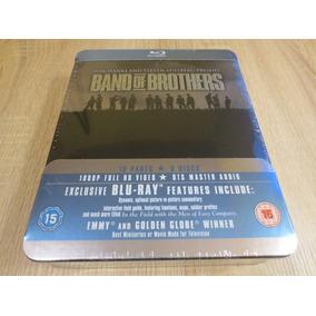 Blu-ray Band Of Brothers Original-sellado Entrega Inmediata
