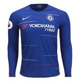 e3df0e3870709 Camisa Chelsea Manga Longa - Camisas de Times de Futebol no Mercado ...