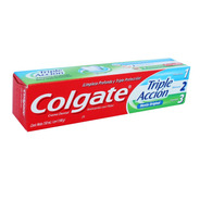 Pasta Dental Colgate Triple Acción 150 Ml