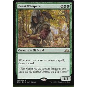 Beast Whisperer Nm Guilds Of Ravnica Mtg Magic