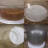 Envase Desechable Porta Torta 31cm De Circunferencia