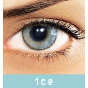 Lentes De Contacto Pupilentes Solotica Color Ice Nc