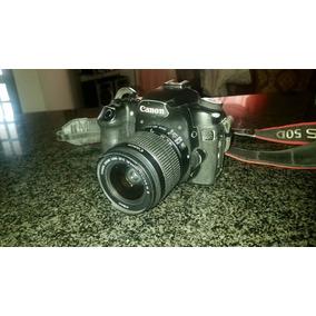 Camara Profesional Canon 50d