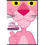 Dvd : The Pink Panther: Fan Favorites Cartoon Collection