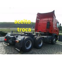 Scania 164 R 480 6x4 C/ Retarder Cubo Redutor Fh Fm 520 460