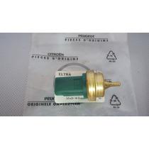 Sensor Temperatura Água Verde Peugeot 307 1.6 16v Original