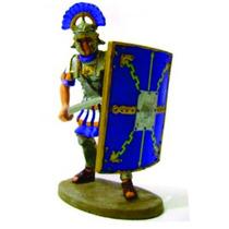 Miniatura - Soldado Romano Em Combate Chumbo