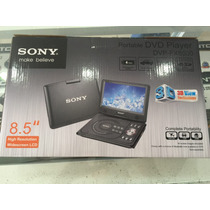 Dvd Portátil Sony 3d Dvd Player 8.5lcd En Oferta!!!