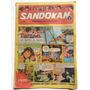 Revista Sandokan N° 3 Editorial Columba 1982