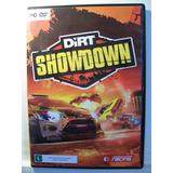 Dirt - Showdown - 2012 - Jogo Para Pc - Dvd Original