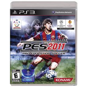 Pro Evolution Soccer 2011 Playstation 3 Ps3 Nuevo Sellado