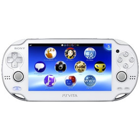 Playstation Vita (playstation Vita) Modelo Wi-fi Blanco Cri