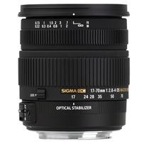 Lente Sigma 17-70mm F2.8-4 Dc Os Hsm Macro Canon Ou Nikon
