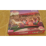 Puzzle Barbie 12 Princesas Bailarinas.