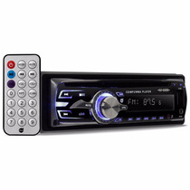 Cd Player Automotivo - Bluetooth - Dazz C/ Garantia E Nf
