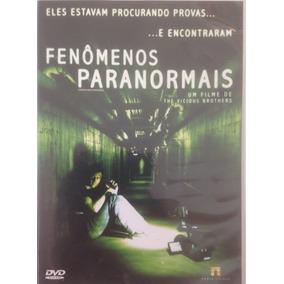 Fenômenos Paranormais Dvd Original