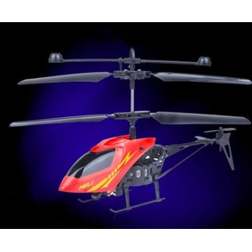 Mini Helicóptero Controle Remoto 2.5 Ch Com Led