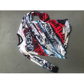 Kit Roupa Motocross Trilha
