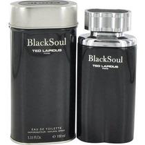 Perfume Lapidus Black Soul 100ml. Para Caballeros
