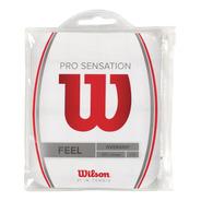 Pack 12 Wilson Pro Sensation Over Cubregrip Tenis Bien Fino