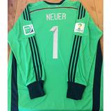 Camisa Alemanha Final Copa 2014 Autografada Todo Elenco