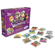 Jogo Da Memória Profissões  24 Peças - Xalingo