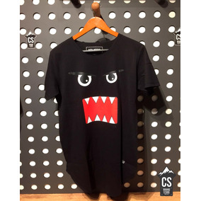 Camiseta Oversized Monster