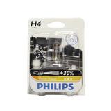 Bombillo Farola Philips H4 Moto 12458 Mv(12v-35/35w)