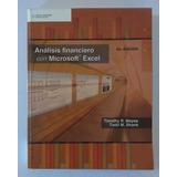 Análisis Financiero Con Microsoft Excel. Timothy Mayes