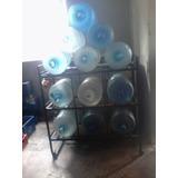 Casillero Para Botellones De Agua Potable. Para 9 O Mas.