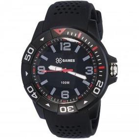 cb6b52b823e Relógio Analógico X Games Xmpp0020 - Masculino - Cor Preto por Centauro