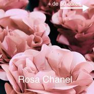 200 Forminhas De Doces Finos Casamento Mod Style Rosa Chanel