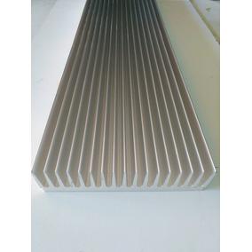Disipador De Calor Aluminio Zd21 X 100cm X1mt Led Cob Grow