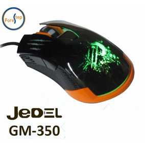 Mouse Gaming Jedel Gm350 6d Usb