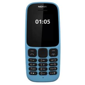 Nokia 105 S30+ 2g Pant. 1.8qqvga 4+4mb Azul