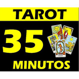 Consulta De Tarot Tarô 35 Minutos Completa Online Amor