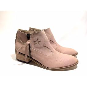 Botitas Botas 2018 - Estrellas - 100% Cuero - Muamba Zapatos