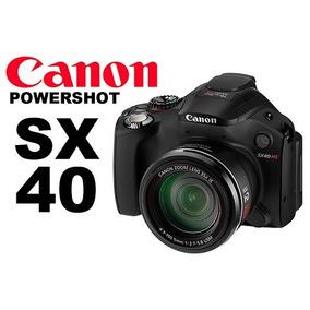 Camara Canon Powershot Sx40 Hs