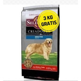 Dog Selection Criadores Adulto-21+3 Kg-- Zona Oeste-envios
