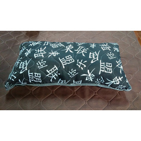 Travesseiro De Espuma Flocada