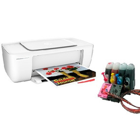Impressora Hp 1115 C/ Bulk Ink + 400ml Tinta Inkbank - Nova