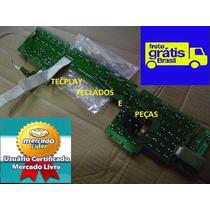 Placa Dos Botões Teclado Yamaha Psr620/ Psr520 Frete Gratis